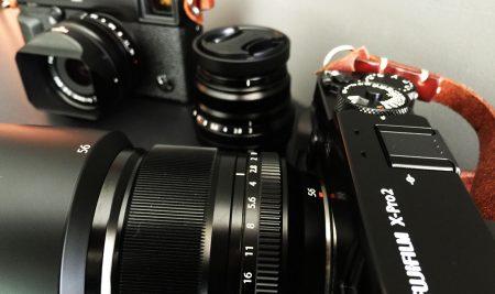 Review Fujifilm X-Pro2